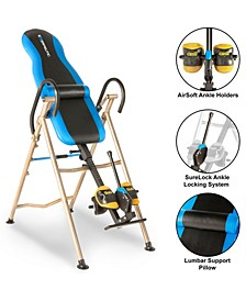 225SL Inversion Table With Surelock Safety Ratchet System