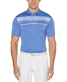 Men's Energy Striped Golf Polo