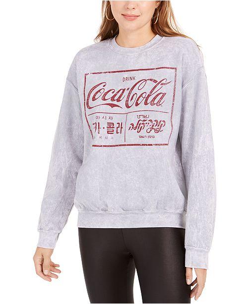 True Vintage Coca-Cola Graphic Sweatshirt