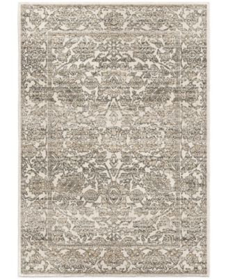 ORI423891 Riverstone Persian Tonal Light Gray 6'7