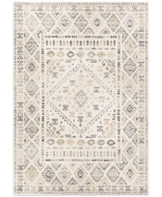 Riverstone Tobruk Soft White 9 'x 13' Area Rug