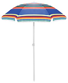 Oniva® by Large 5.5 ft. Portable Beach Umbrella
