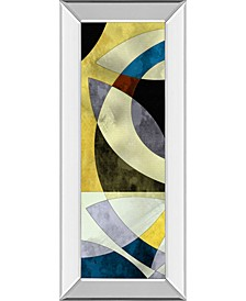 Elliptic Path by James Burghardt Framed Print Wall Art Collection