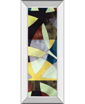 Elliptic Path III by James Burghardt Framed Print Wall Art - 18