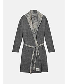 Cassidy Reversible Hooded Robe