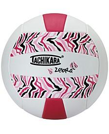 Softec Zebra Pattern Volleyball