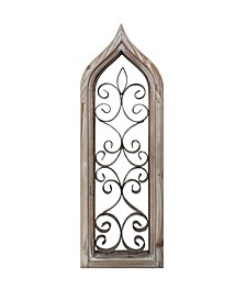 "Cathedral 29"" Wall Decor"