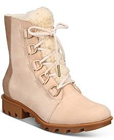 Women's Phoenix Short Lace Lux Boots