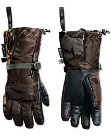 The North Face Women's Montana Fleece-Lined Waterproof Gloves