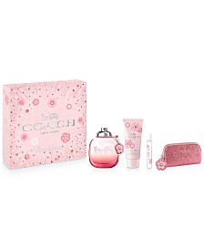 COACH 4-Pc. Floral Blush Eau de Parfum Gift Set