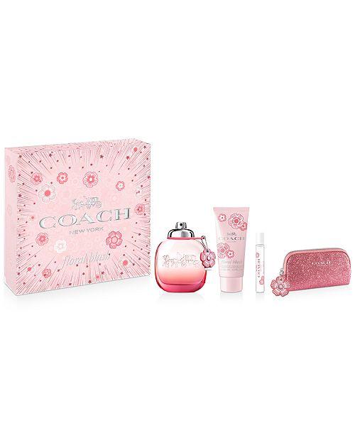 COACH 4-Pc. Floral Blush Eau de Parfum Gift Set