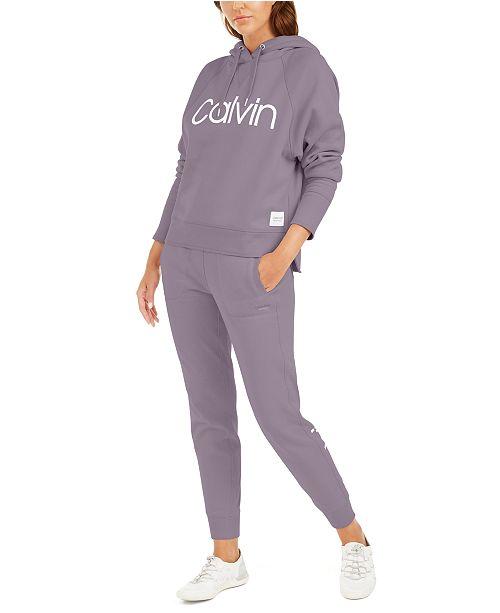 Calvin Klein Relaxed Logo Hoodie