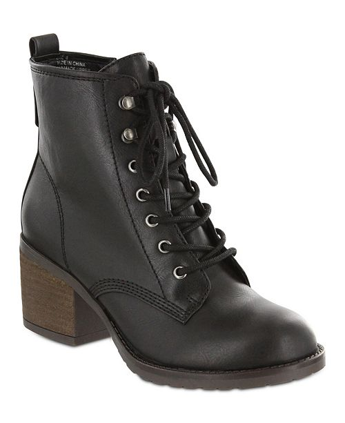 MIA Liam Lace-Up Boots