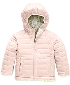 Toddler Girls Reversible Mossbud Swirl Jacket