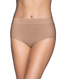 Women's High-Cut Beyond Comfort™ Brief Underwear 13212