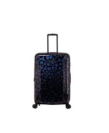 "Triforce Lumina 30"" Spinner Iridescent Leopard Print Luggage"