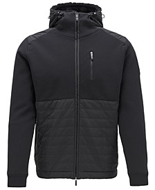 BOSS Men's Mingo Hooded Jacket