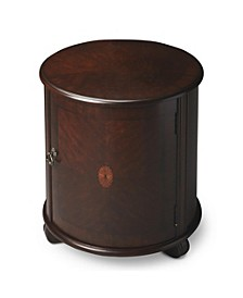 Lawrie Drum Table