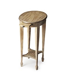 Arielle Driftwood Accent Table, Quick Ship