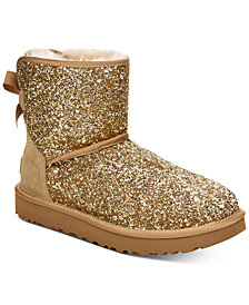 UGG® Women's Classic Mini Bow Cosmos Boots