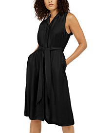 Petite Trench Dress, Created For Macy's