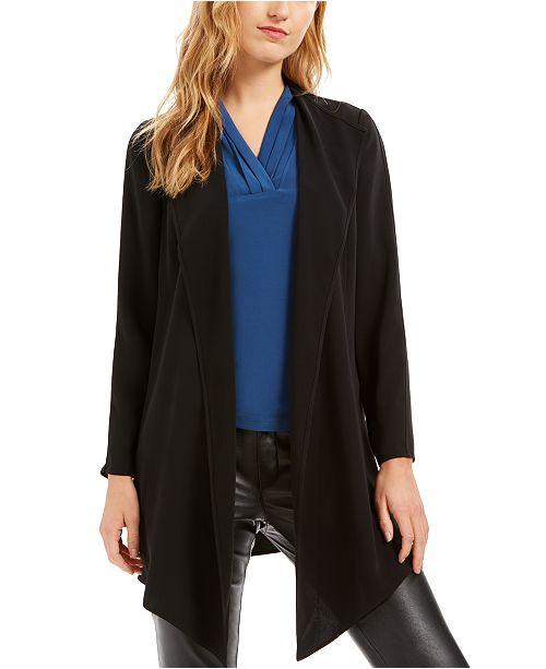 Anne Klein Draped Jacket