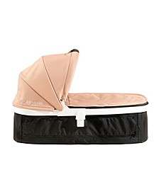 Out Peak Milkbe Carry Cot Bassinet for Self Stopping Stroller