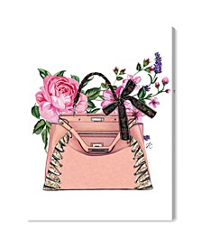 Doll Memories - Pink Roses Canvas Art Collection