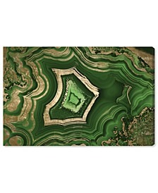 "Dreaming About Emerald  Canvas Art - 16"" x 24"" x 1.5"""