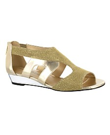Easy Street Abra Wedge Sandals