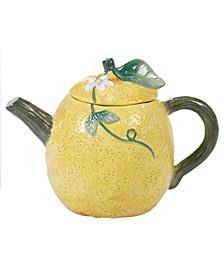 Citron 3-D Lemon Teapot
