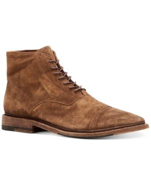 Frye Boots MEN'S PAUL SUEDE JACK BOOTS MEN'S SHOES