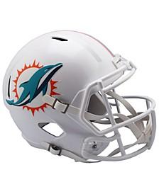 Miami Dolphins Speed Replica Helmet