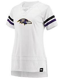 Majestic Women's Baltimore Ravens Draft Me T-Shirt