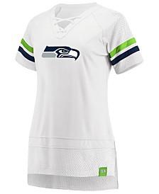 Majestic Women's Seattle Seahawks Draft Me T-Shirt