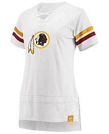 Majestic Women's Washington Redskins Draft Me T-Shirt