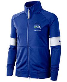 Nike Women's Seattle Seahawks Historic Jacket