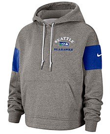 Women's Seattle Seahawks Historic Hoodie