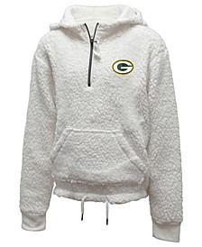 Big Girls Green Bay Packers Sherpa Pullover