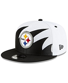 Pittsburgh Steelers Vintage Sharktooth 9FIFTY Cap