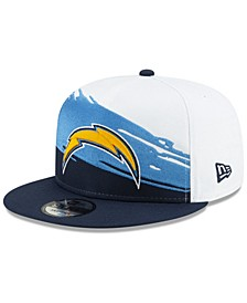 Los Angeles Chargers Vintage Paintbrush 9FIFTY Cap