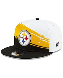 Pittsburgh Steelers Vintage Paintbrush 9FIFTY Cap