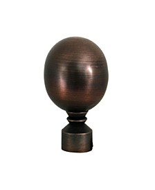 Home Fashions Lexgton Ball Rod
