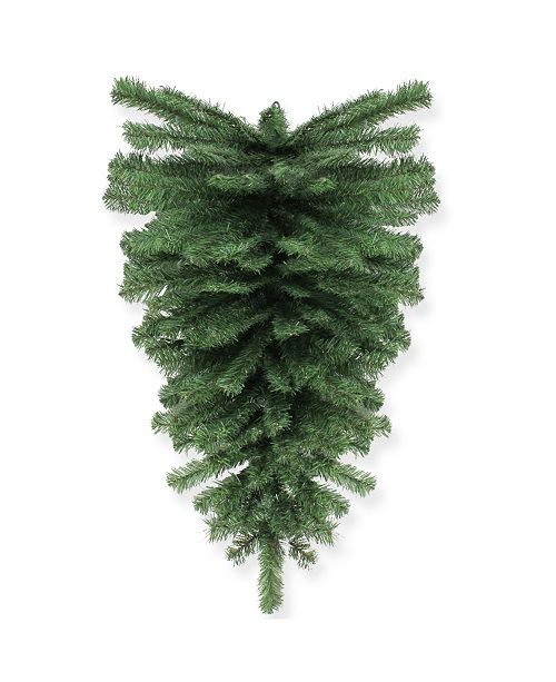 Northlight Canadian Pine Artificial Christmas Teardrop Swag - Unlit