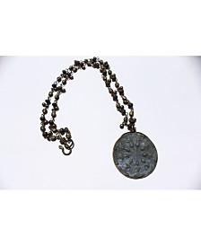 Michael Gabriel Designs Patina Artifact Necklace