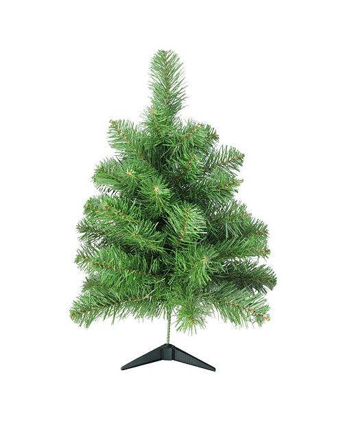 "Northlight 18"" Noble Pine Artificial Christmas Tree - Unlit"