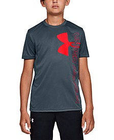 Big Boys UA Tech™ Logo-Print T-Shirt
