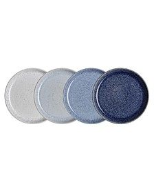 Studio Blue Asoorted Small Plates Set of 4