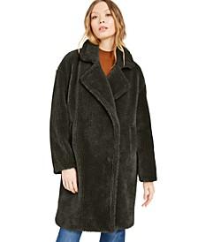 Faux-Fur Teddy Coat