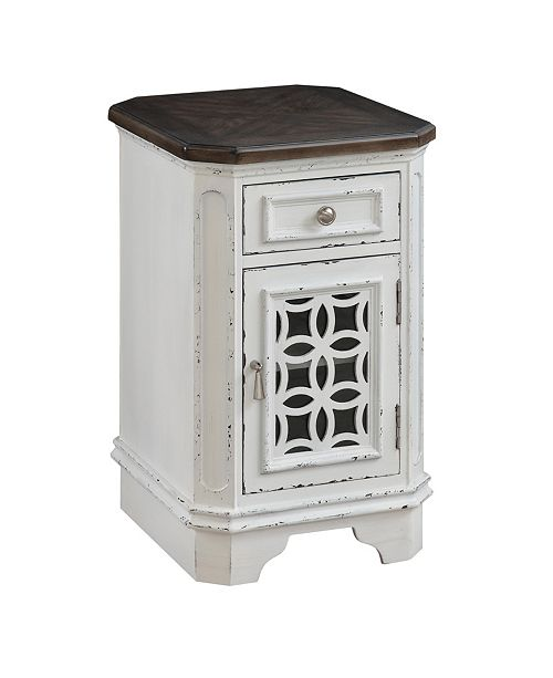Coast to Coast One Door/One Drawer Side Table